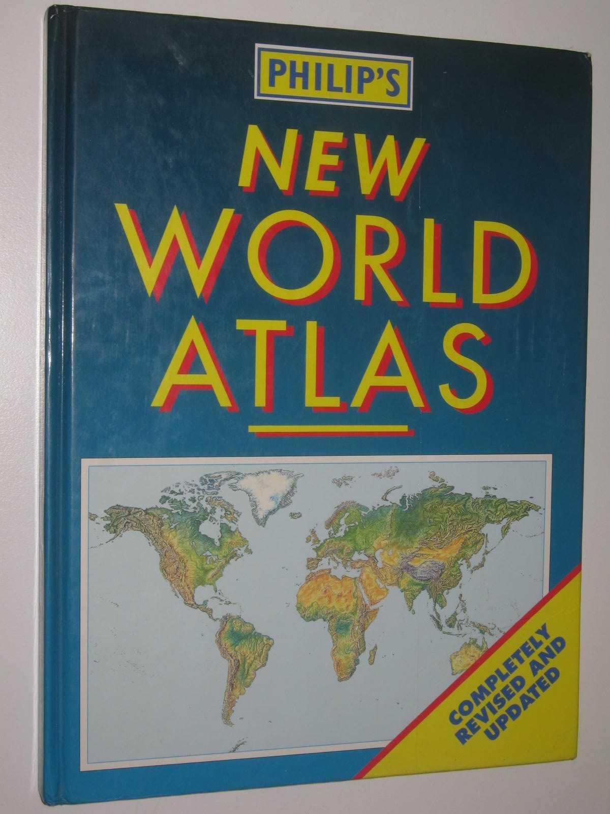 Image for Philip's New World Atlas