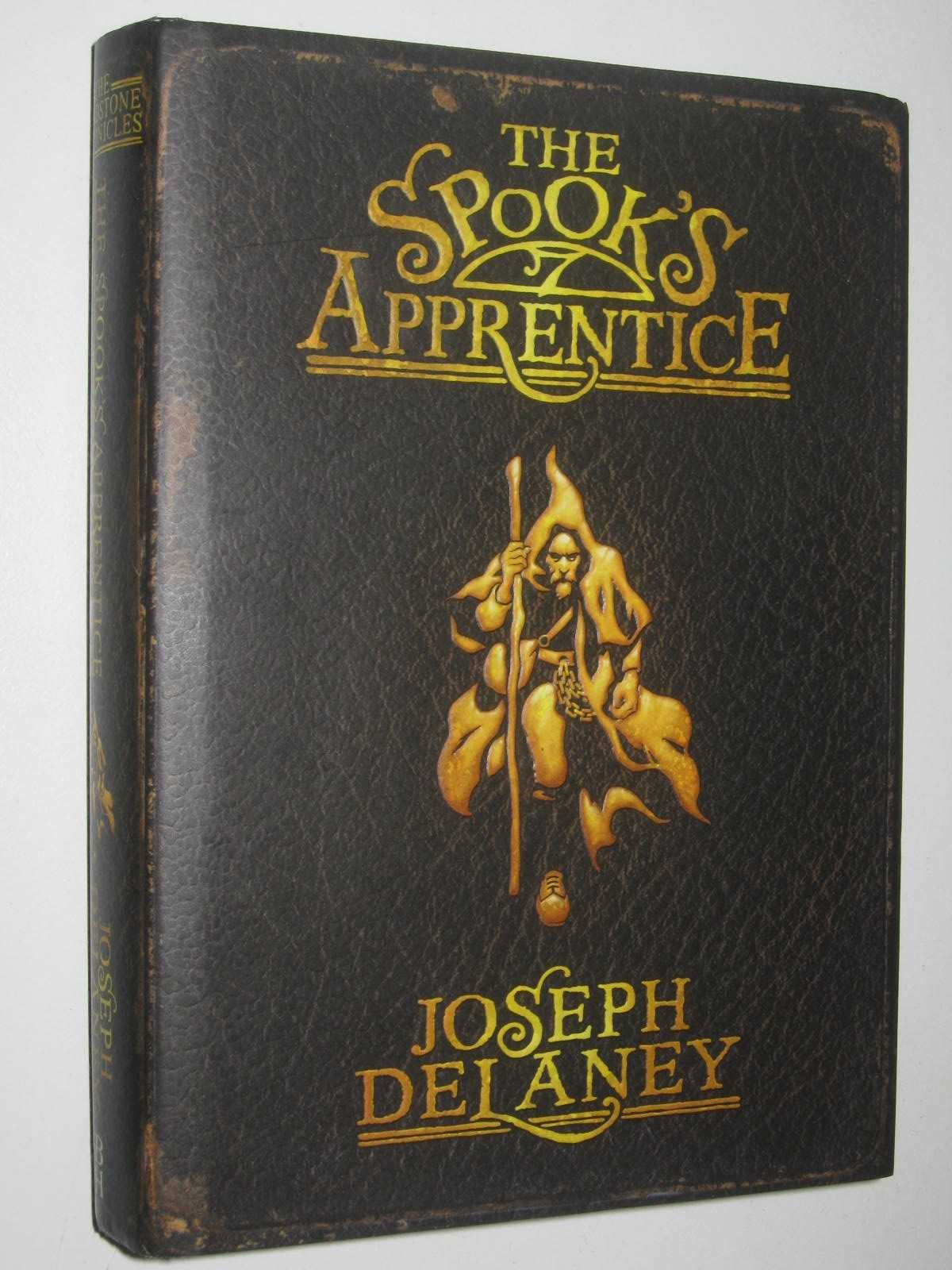 Image for The Spook's Apprentice - Wardstone Chronicles #1