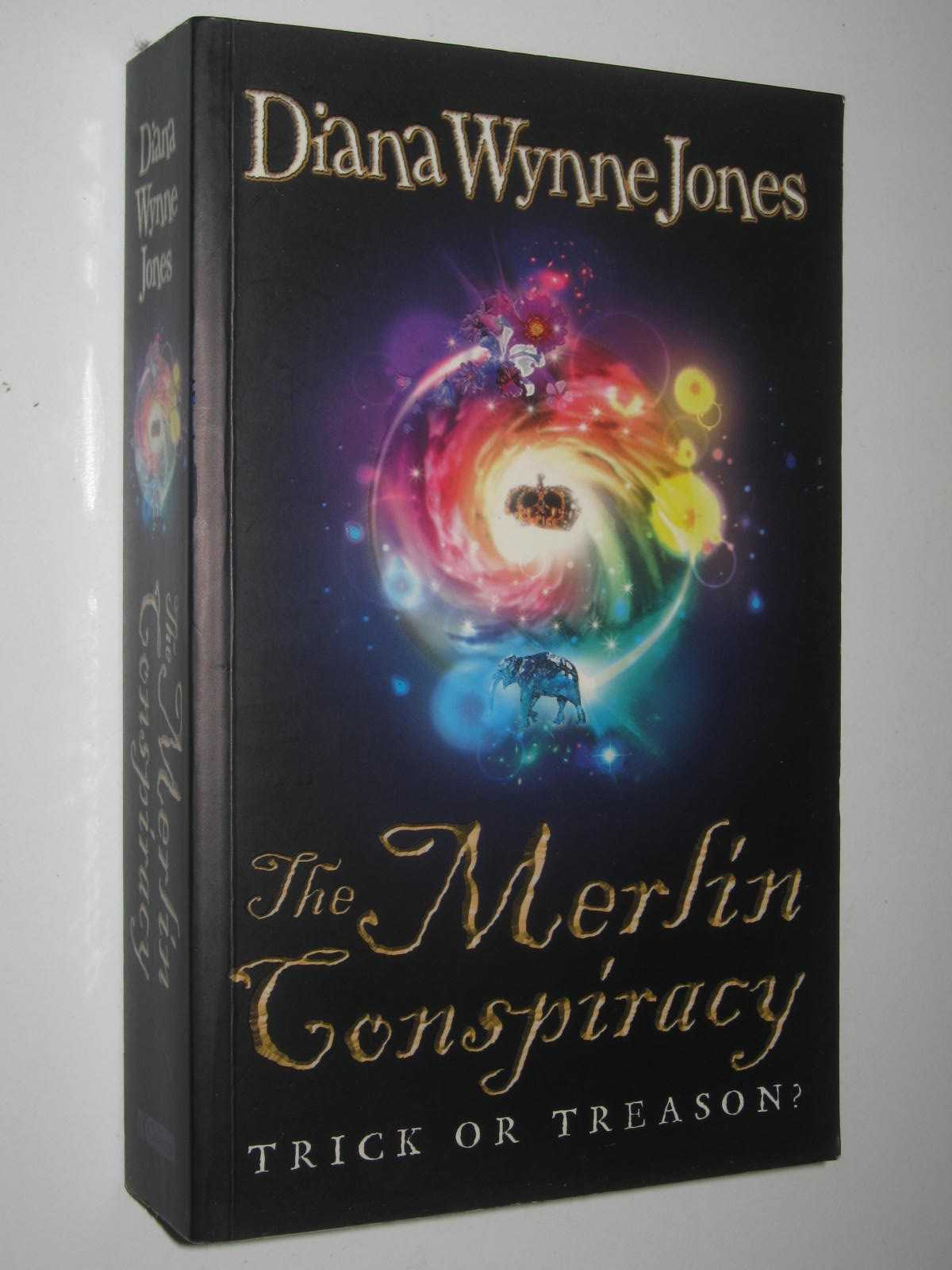 Image for The Merlin Conspiracy