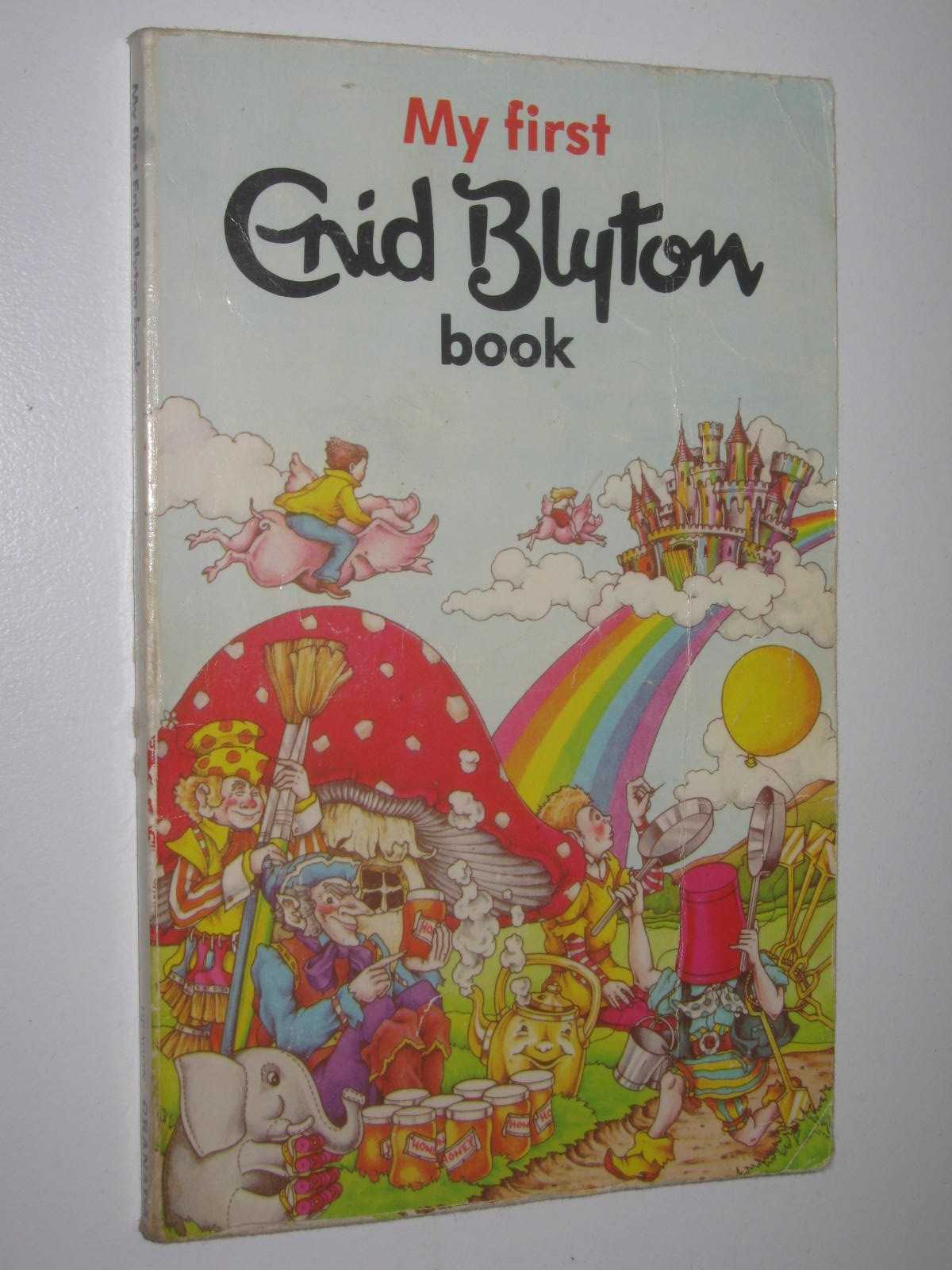 Image for My First Enid Blyton Book