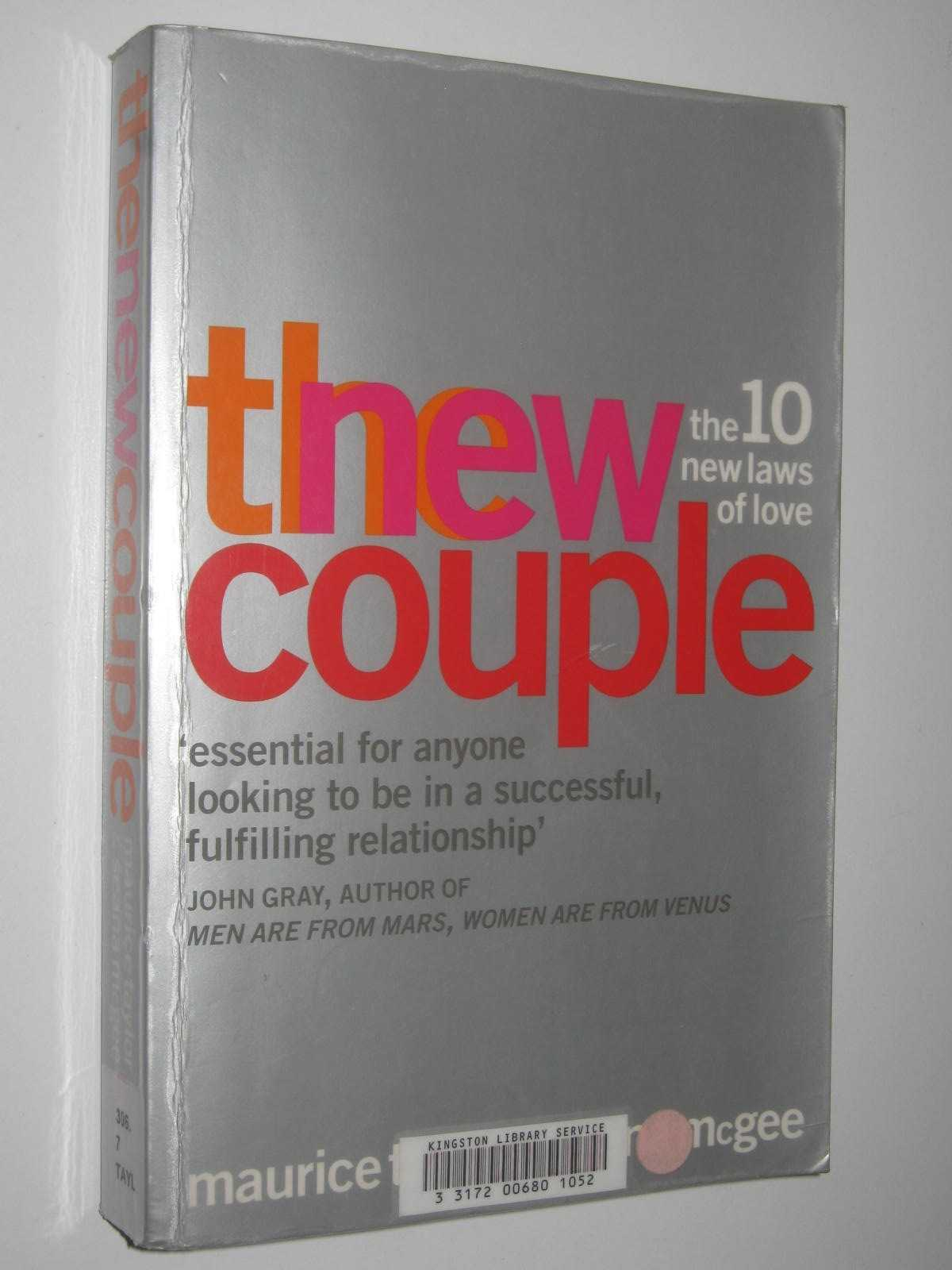Image for The New Couple: The 10 New Laws Love