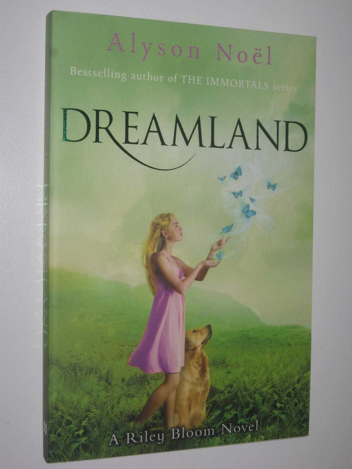 Image for Dreamland - Riley Bloom Series #3