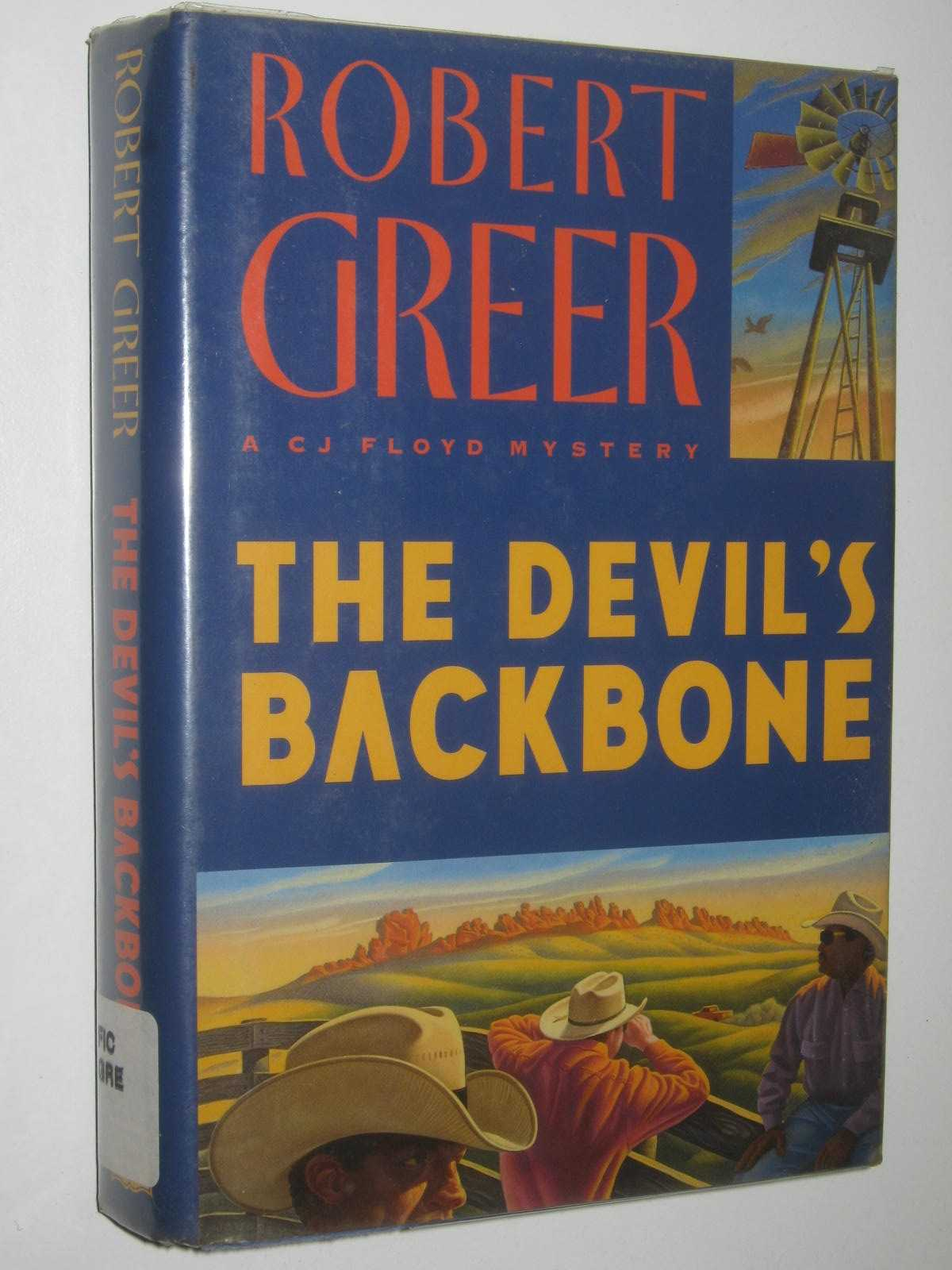 Image for The Devil's Backbone