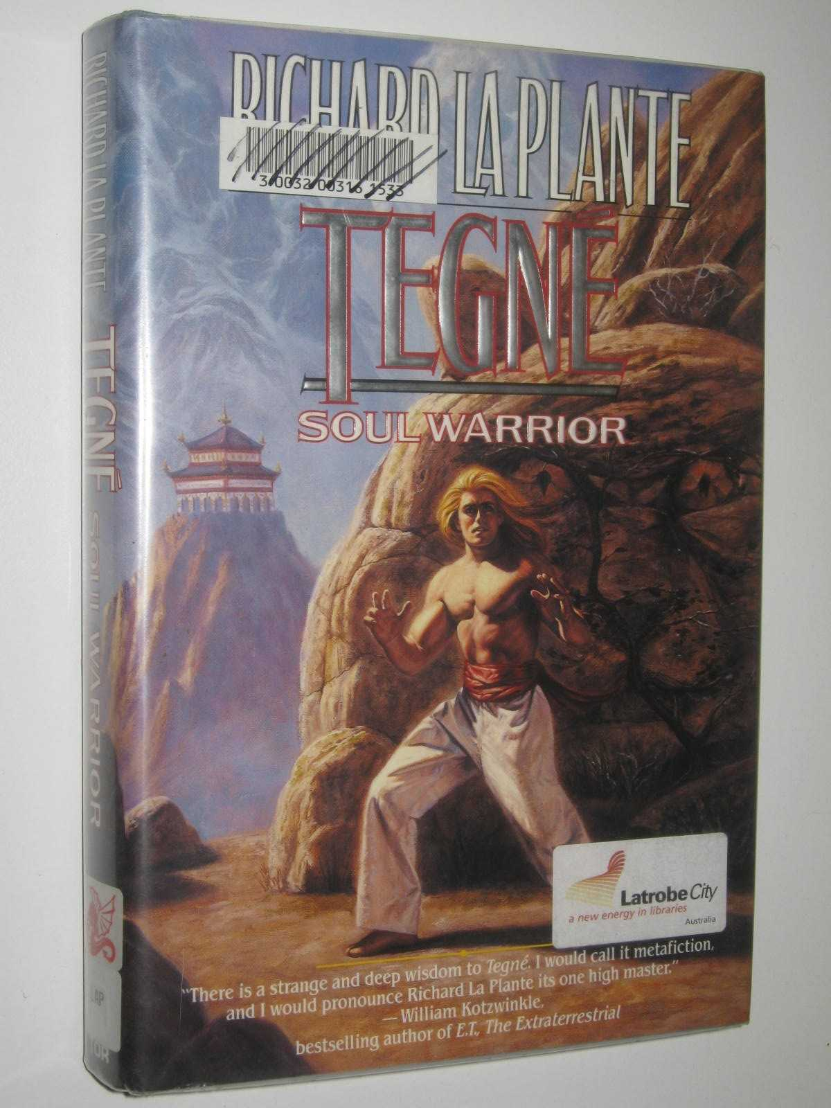 Image for Tegne Soul Warrior
