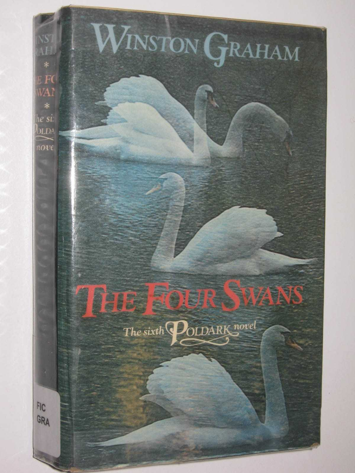 Image for The Four Swans : A Novel Of Cornwall 1795-7