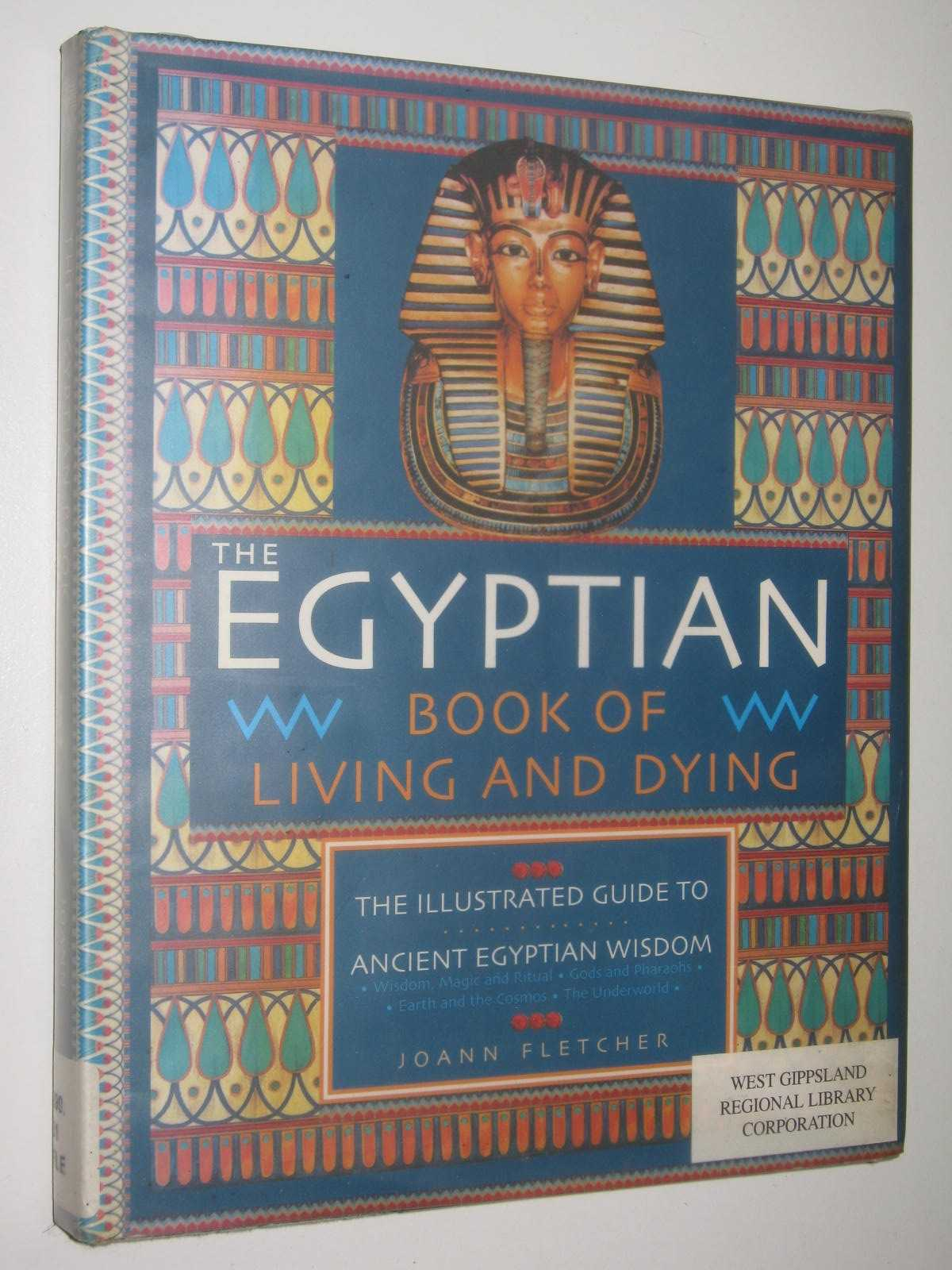 Image for The Egyptian Book Of Living And Dying