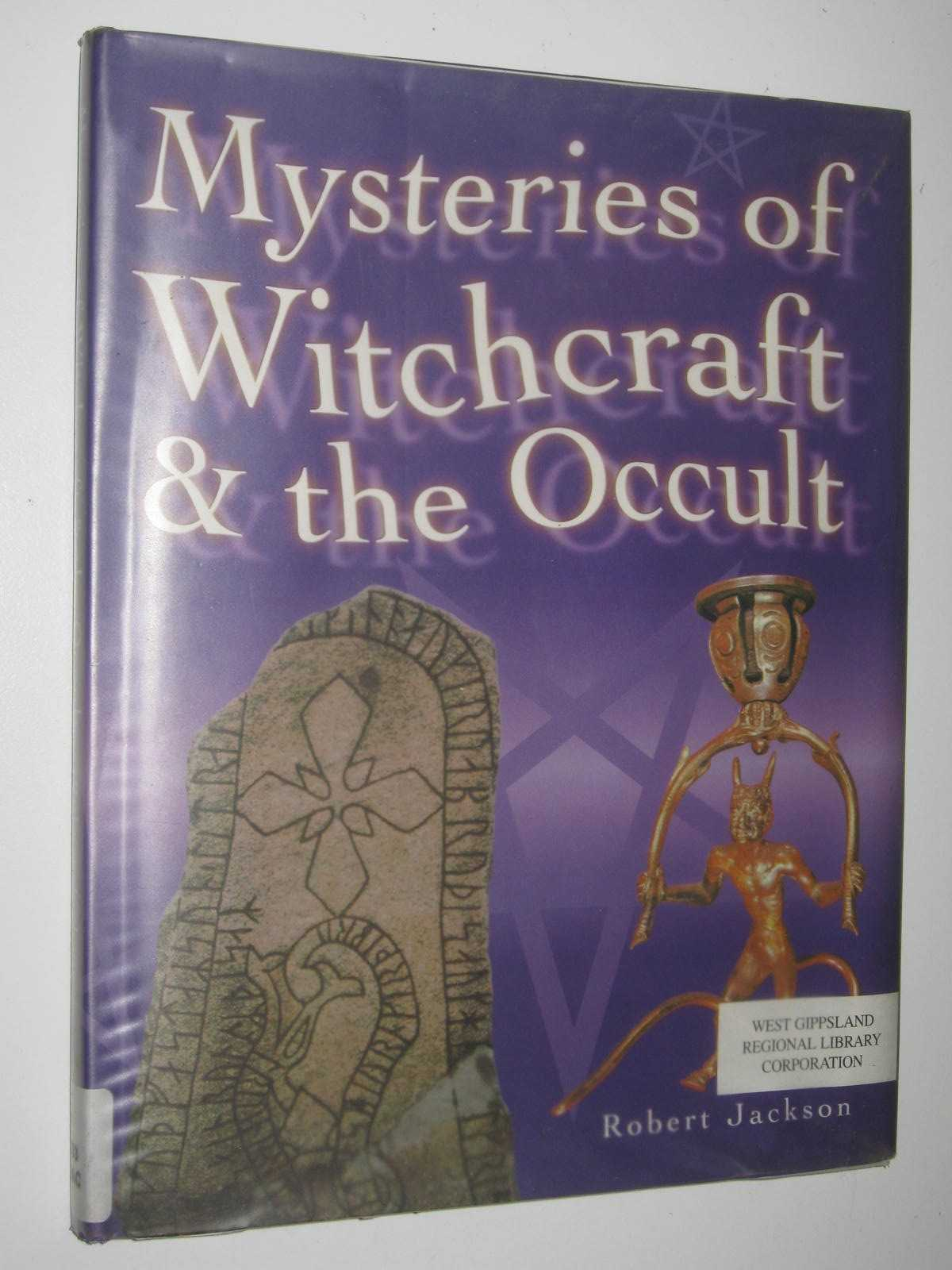 Image for Mysteries Of Witchcraft & The Occult