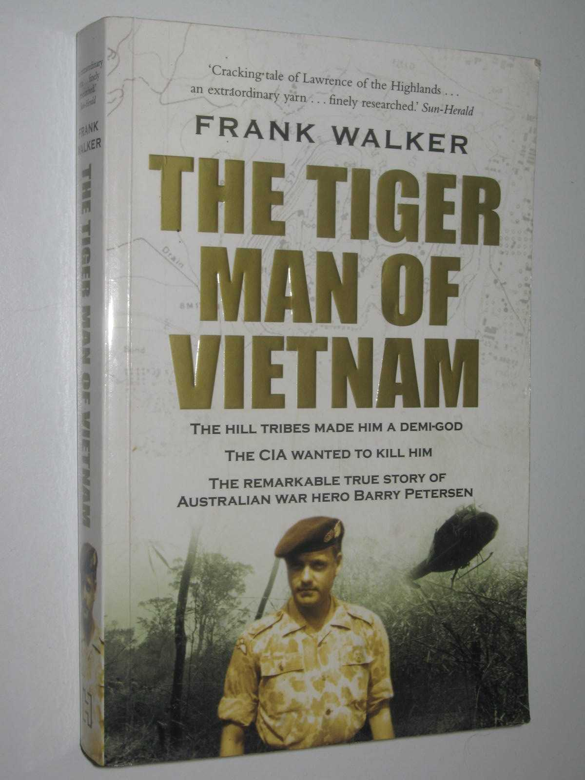 Image for The Tiger Man of Vietnam