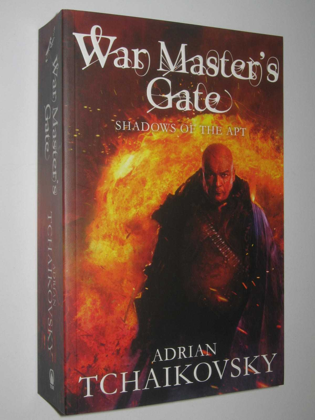 Image for War Master's Gate - Shadow Of The Apt Series #9
