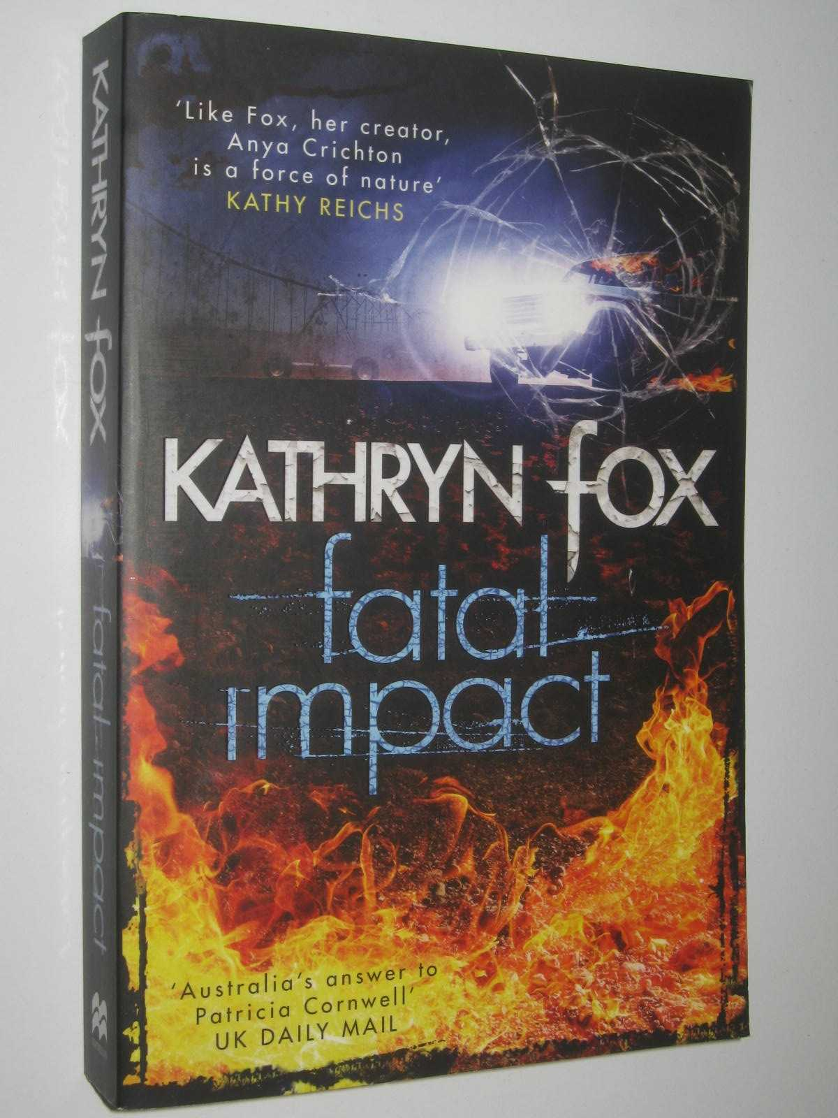 Image for Fatal Impact - Dr Anya Crichton Series #7