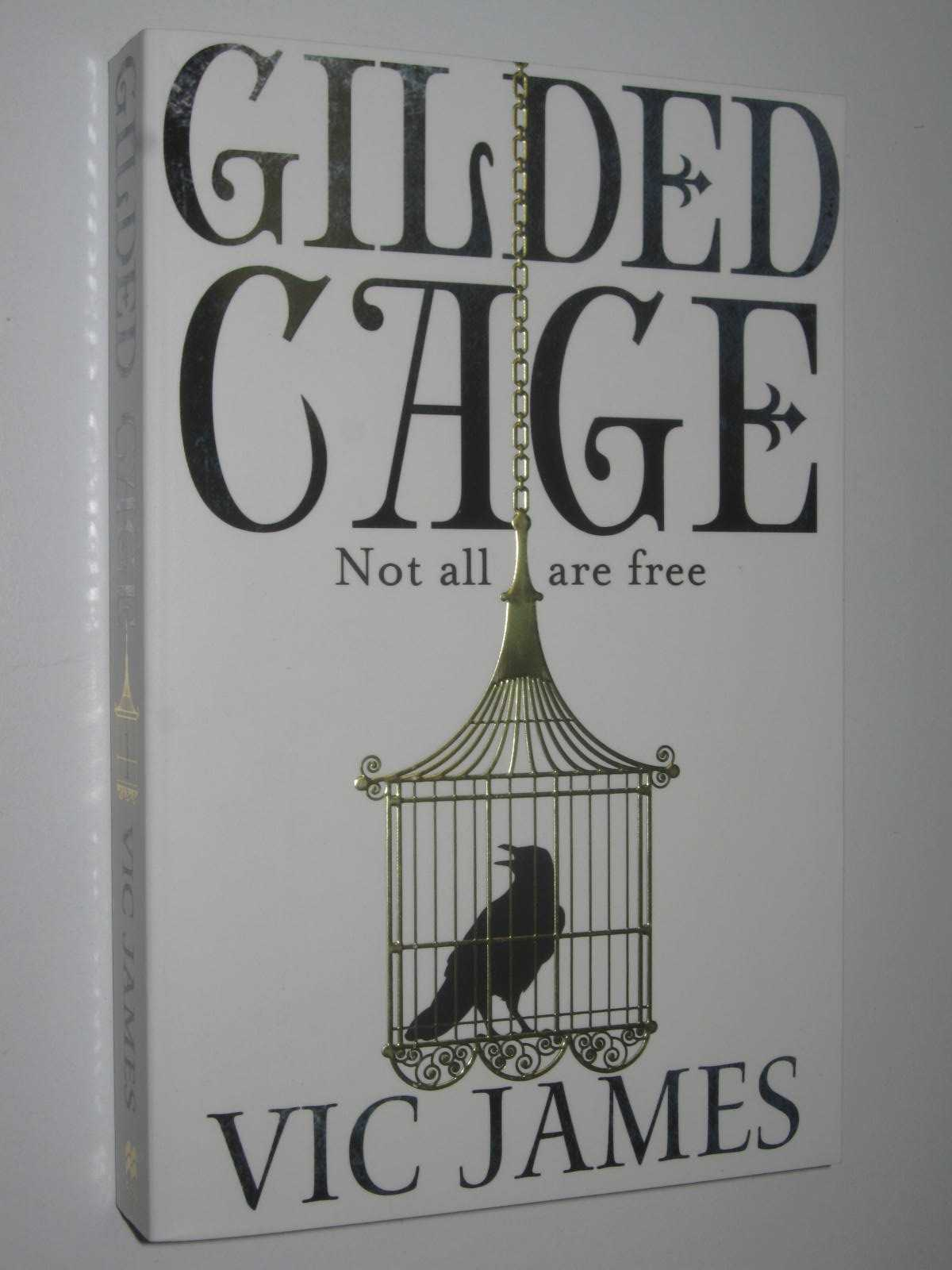 Image for Guilded Cage - The Dark Gifts Trilogy #1
