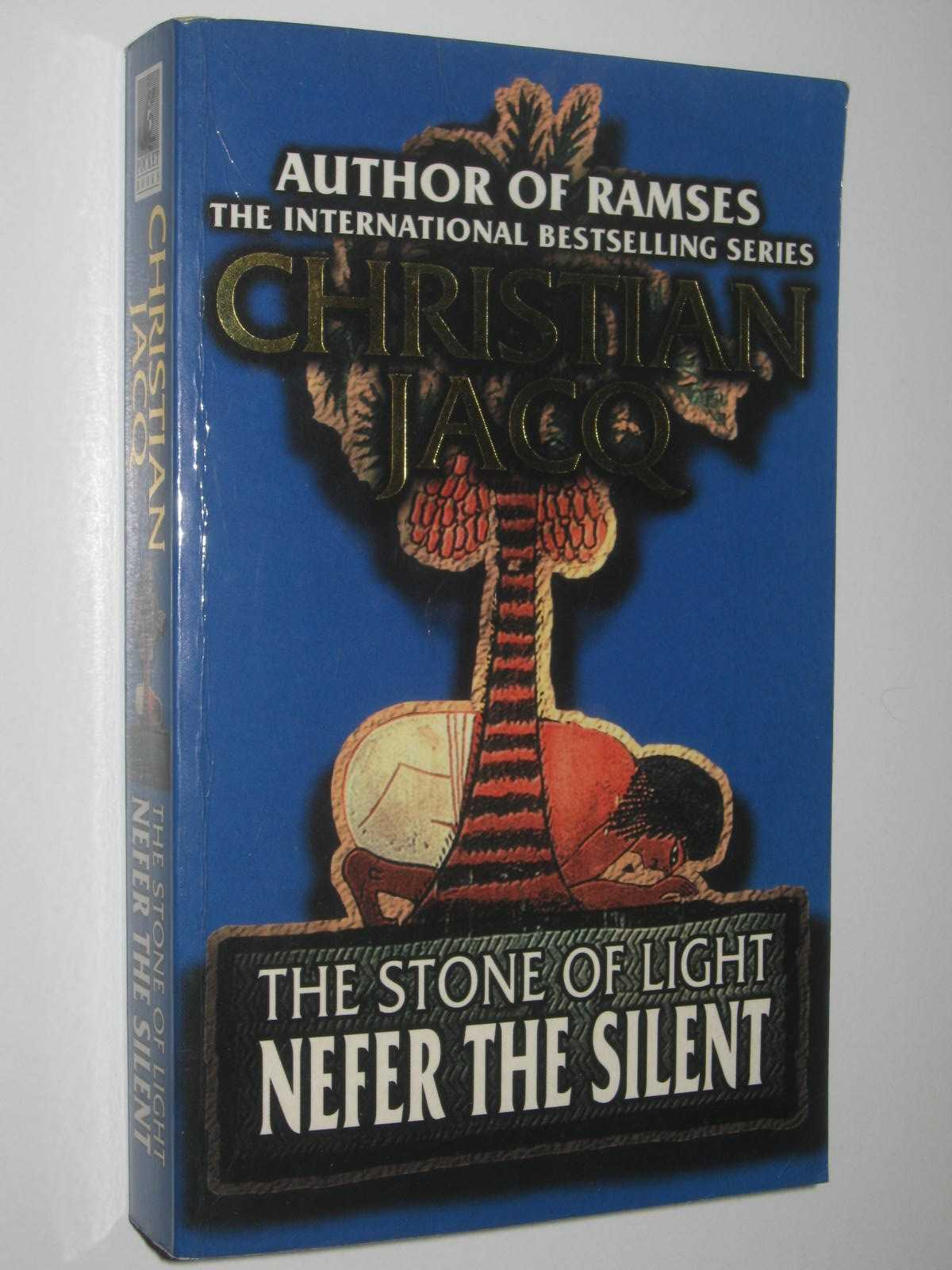 Image for Nefer the Silent - The Stone of Light Series #1