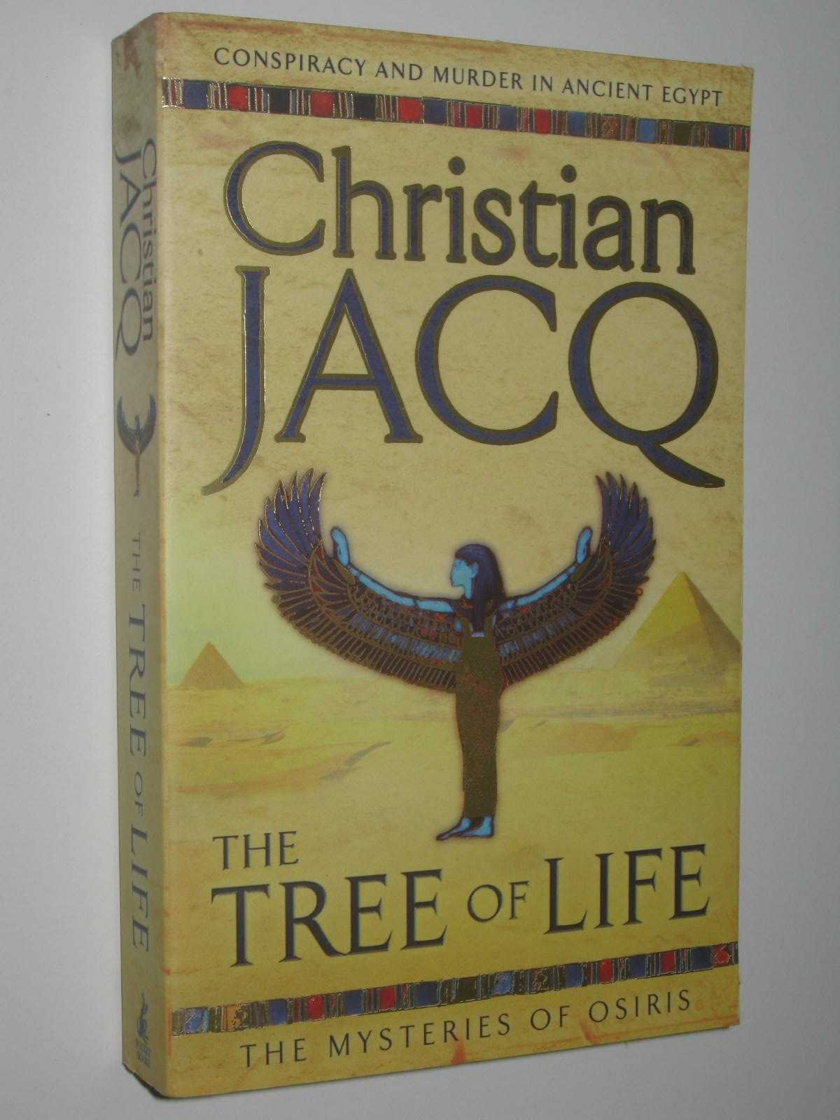 Image for The Tree of Life - The Mysteries of Osiris Trilogy #1