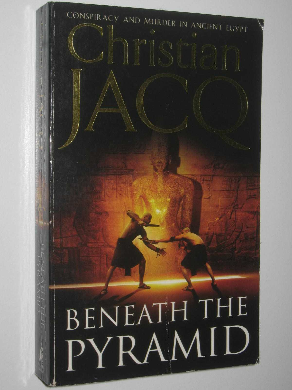 Image for Beneath the Pyramid - The Judge of Egypt Trilogy #1