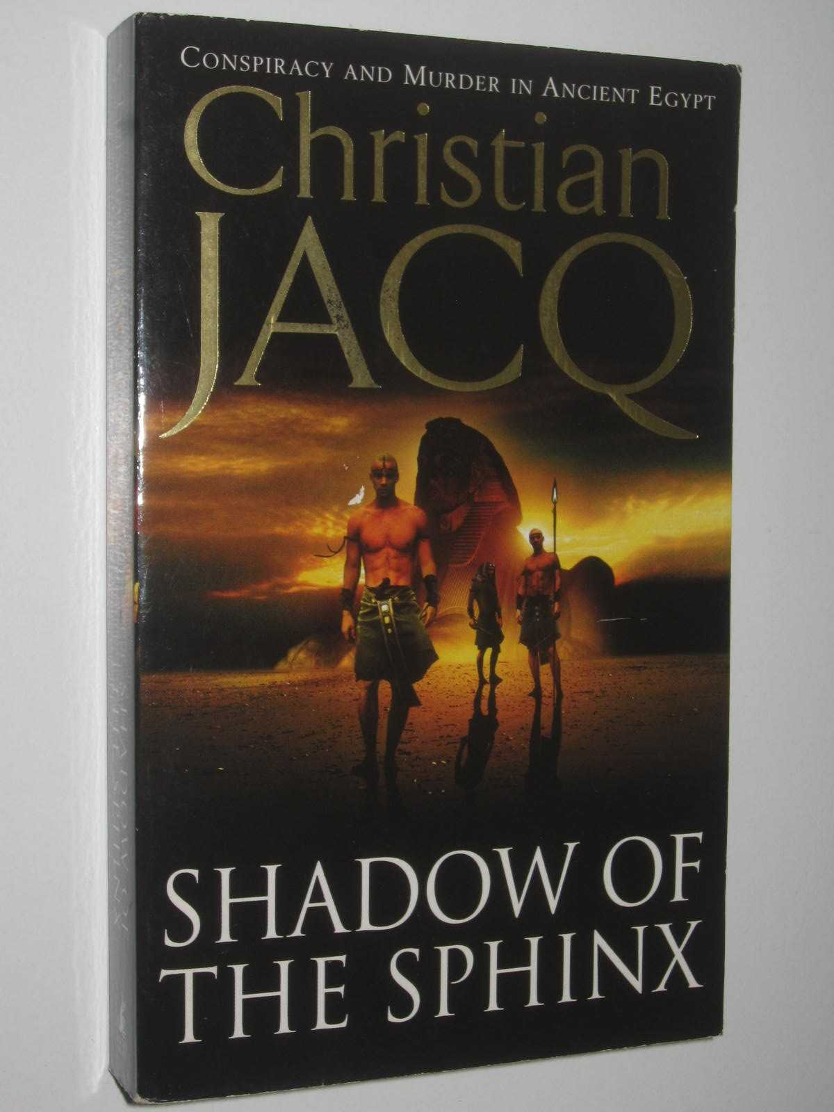 Image for Shadow of the Sphinx - The Judge of Egypt Trilogy #3