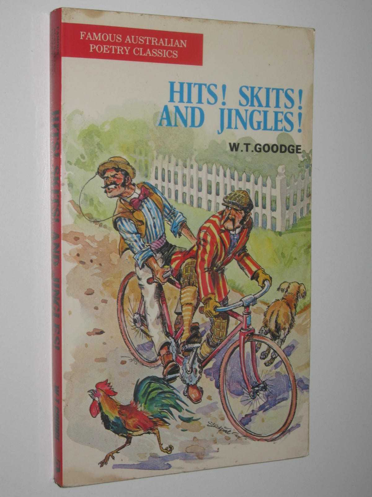 Image for Hits! Skits! and Jingles! - Famous Australian Poetry Classics Series