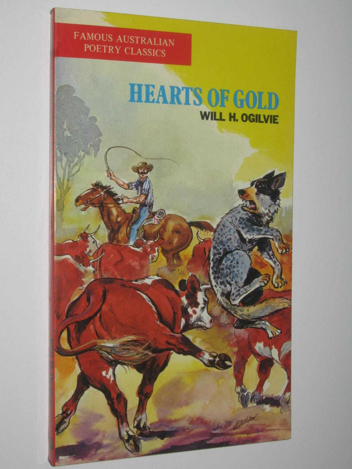 Image for Hearts of Gold - Famous Australian Poetry Classics Series
