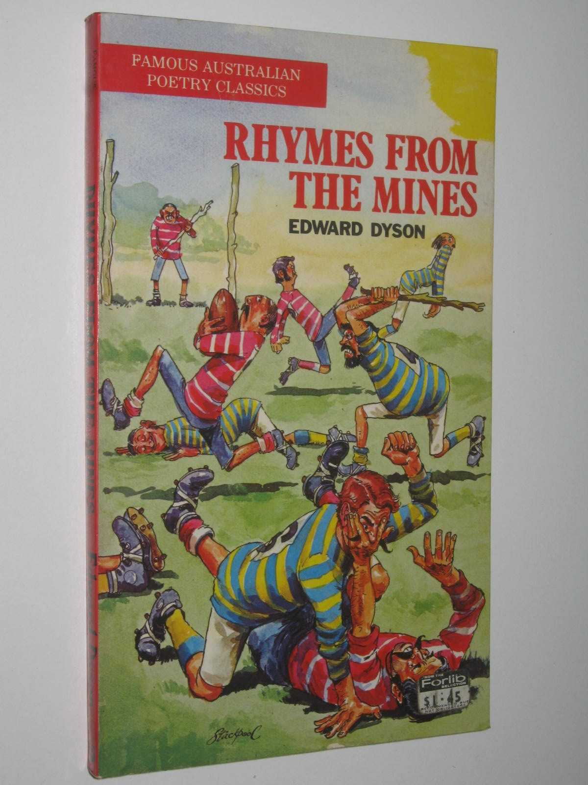Image for Rhymes from the Mines - Famous Australian Poetry Classics Series