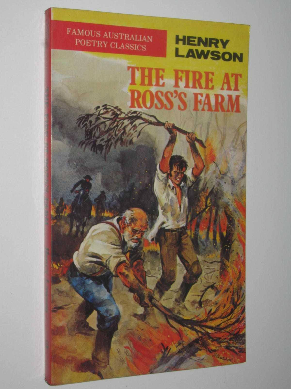 Image for The Fire at Ross's Farm - Famous Australian Poetry Classics Series