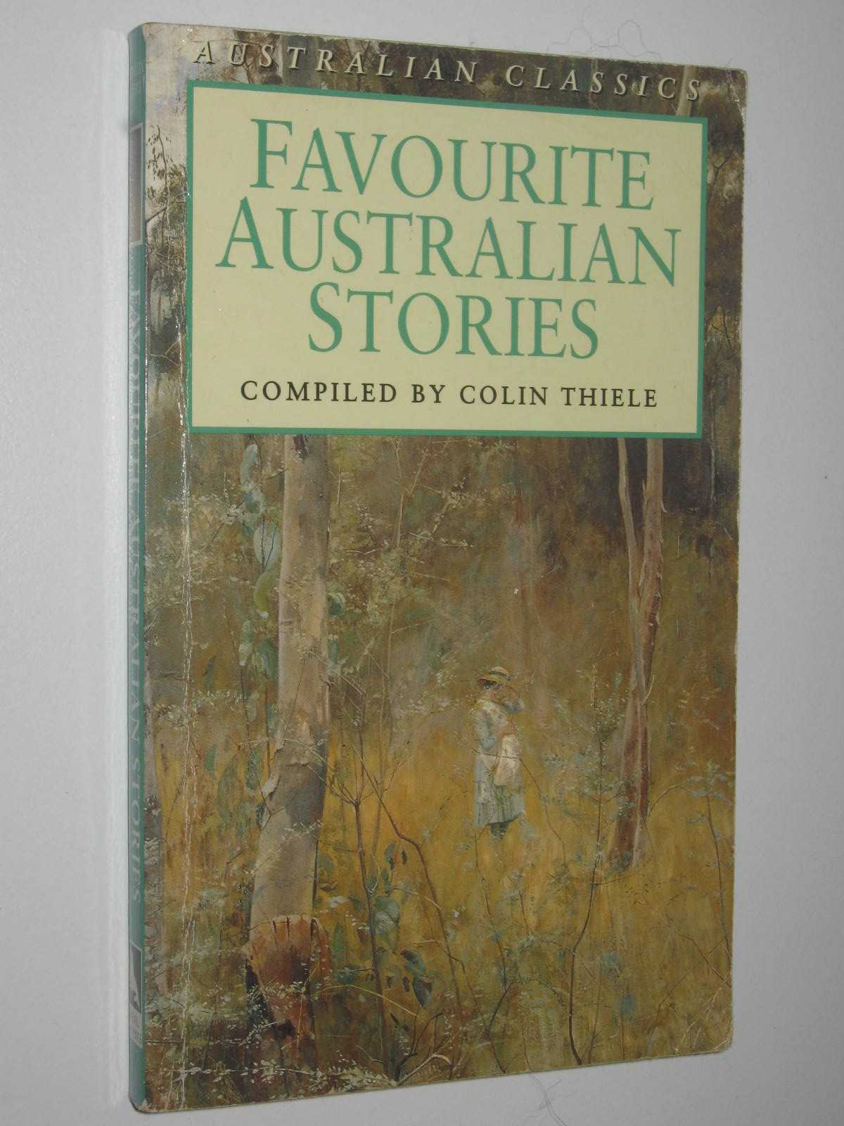 Image for Favourite Australian Stories