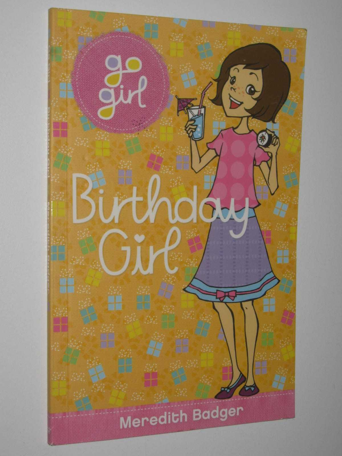 Image for Birthday Girl - Go Girl! Series #10
