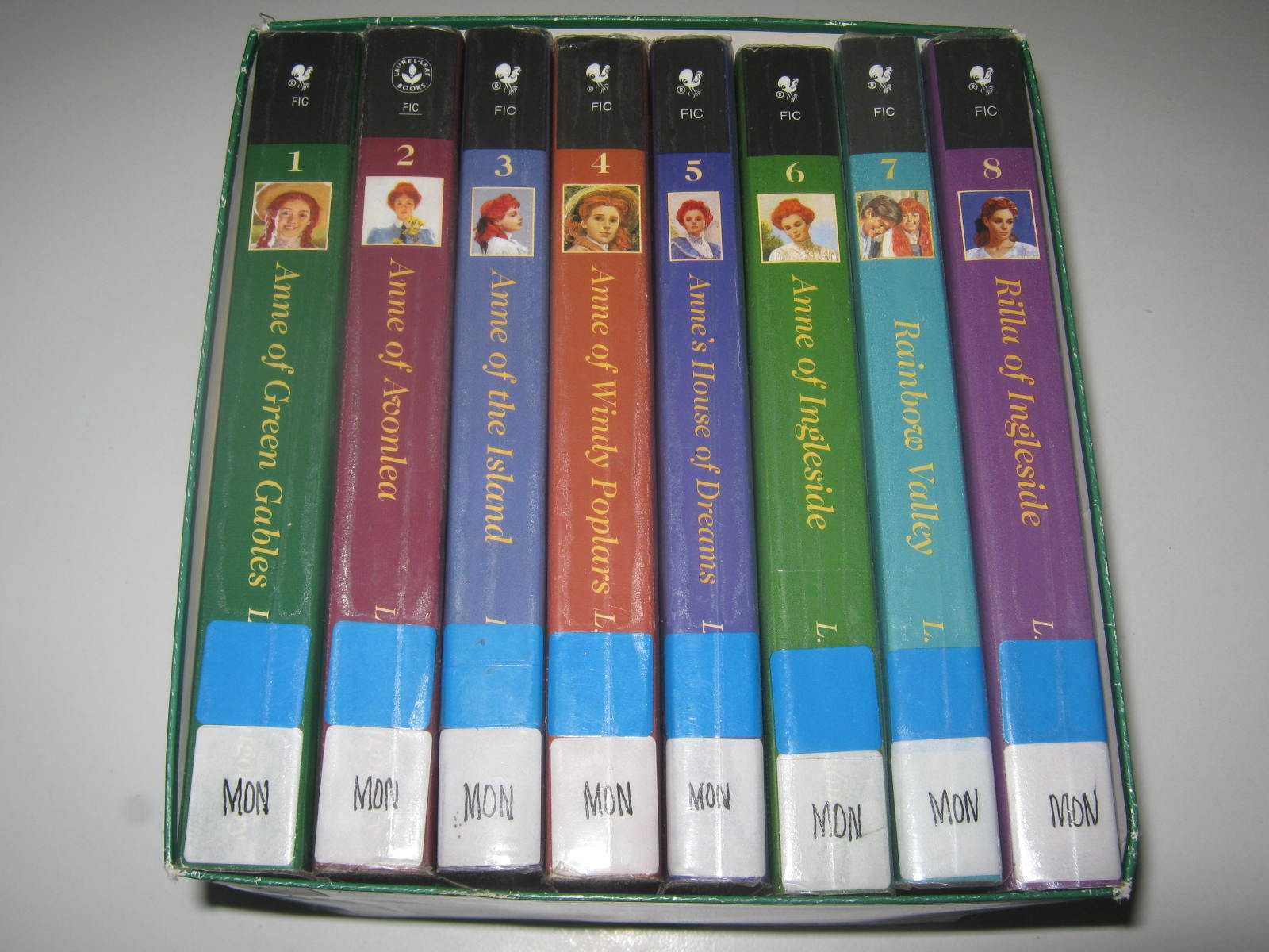 Image for Anne Of Green Gables Complete Series