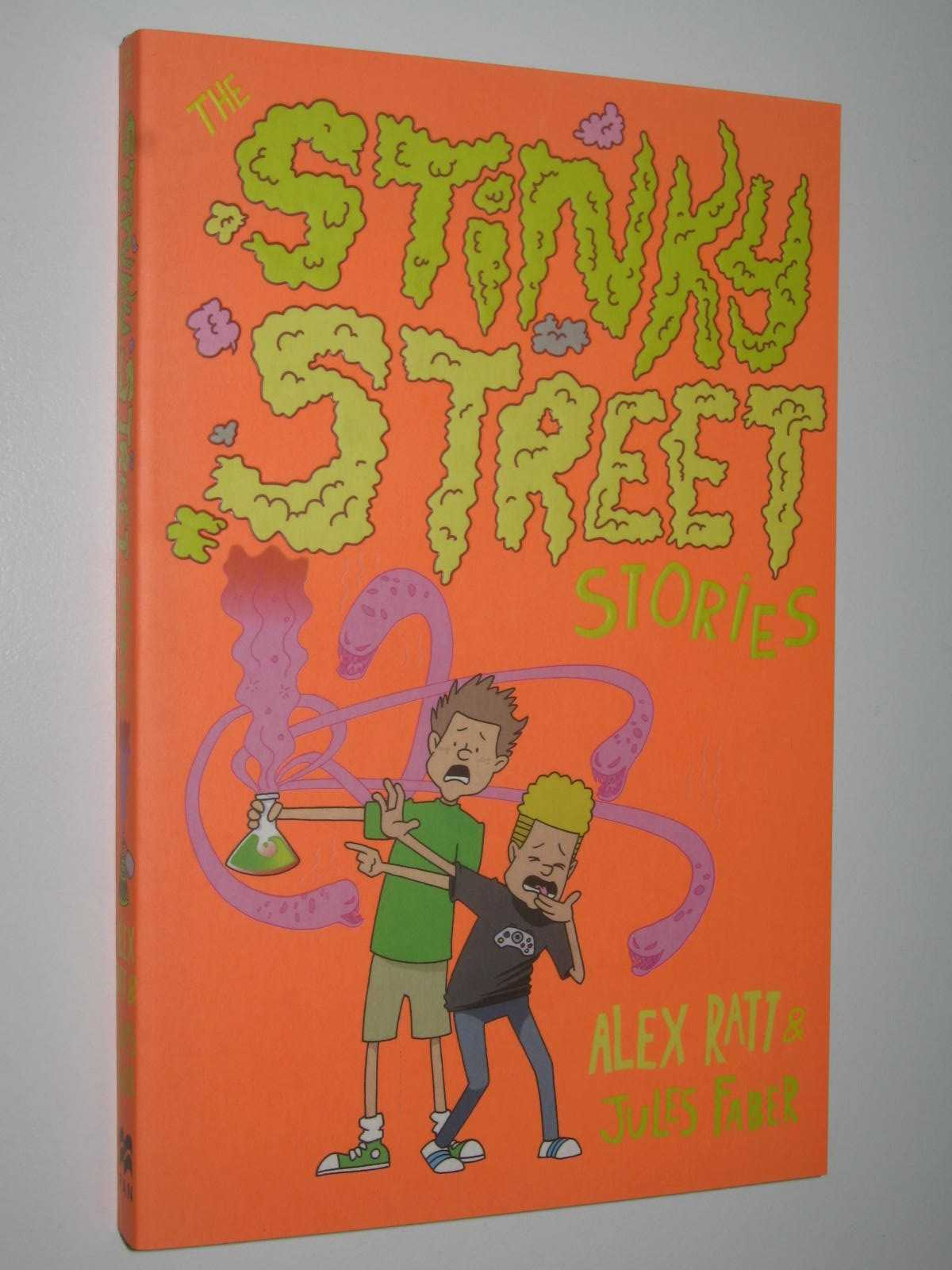 Image for Stinky Street Stories