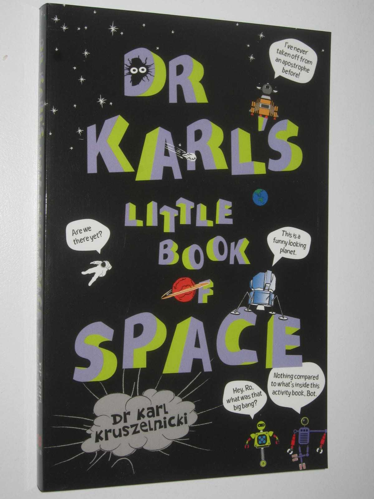 Image for Dr Karl's Little Book Of Space