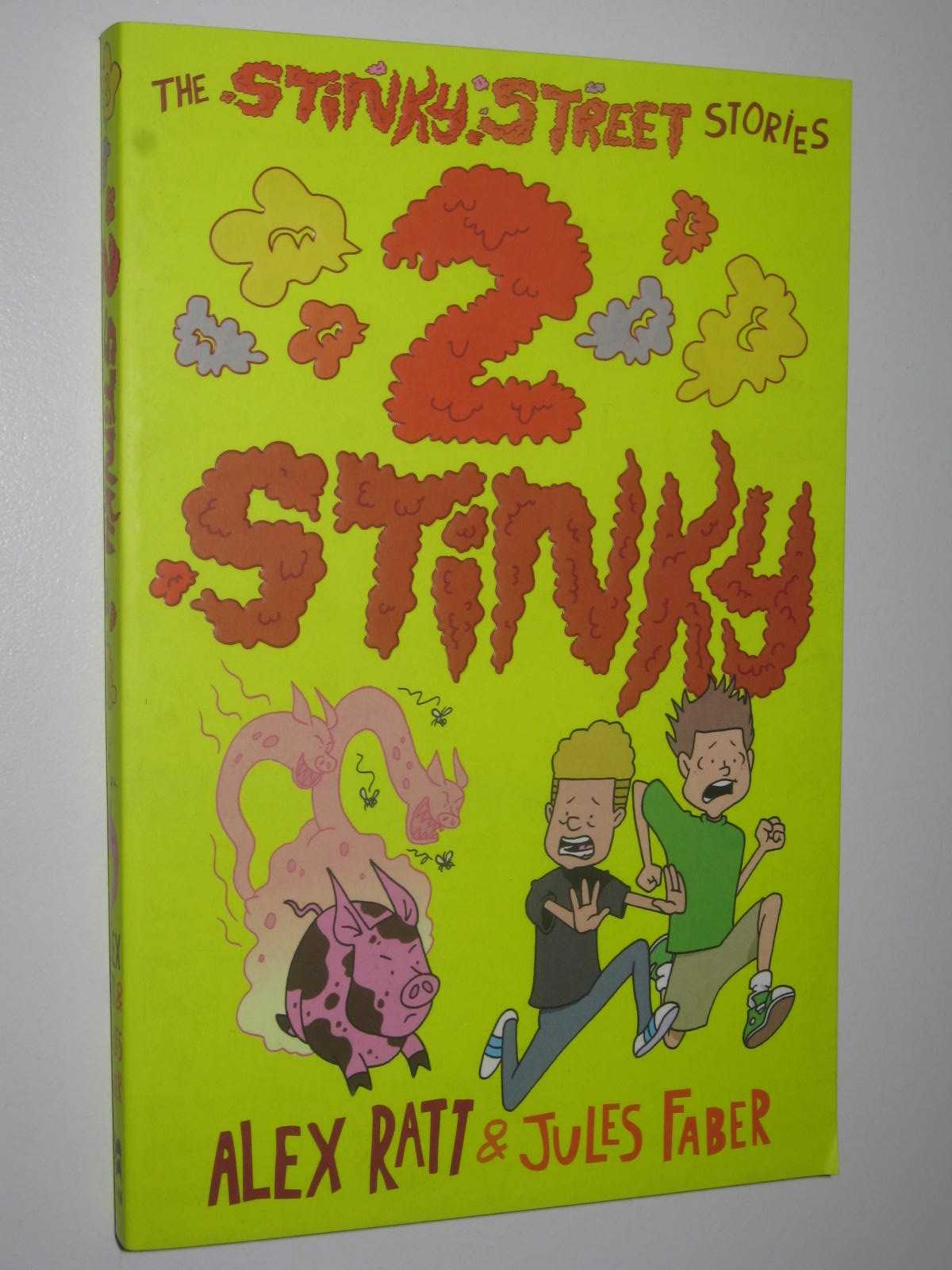Image for The Stinky Street Stories : 2 Stinky
