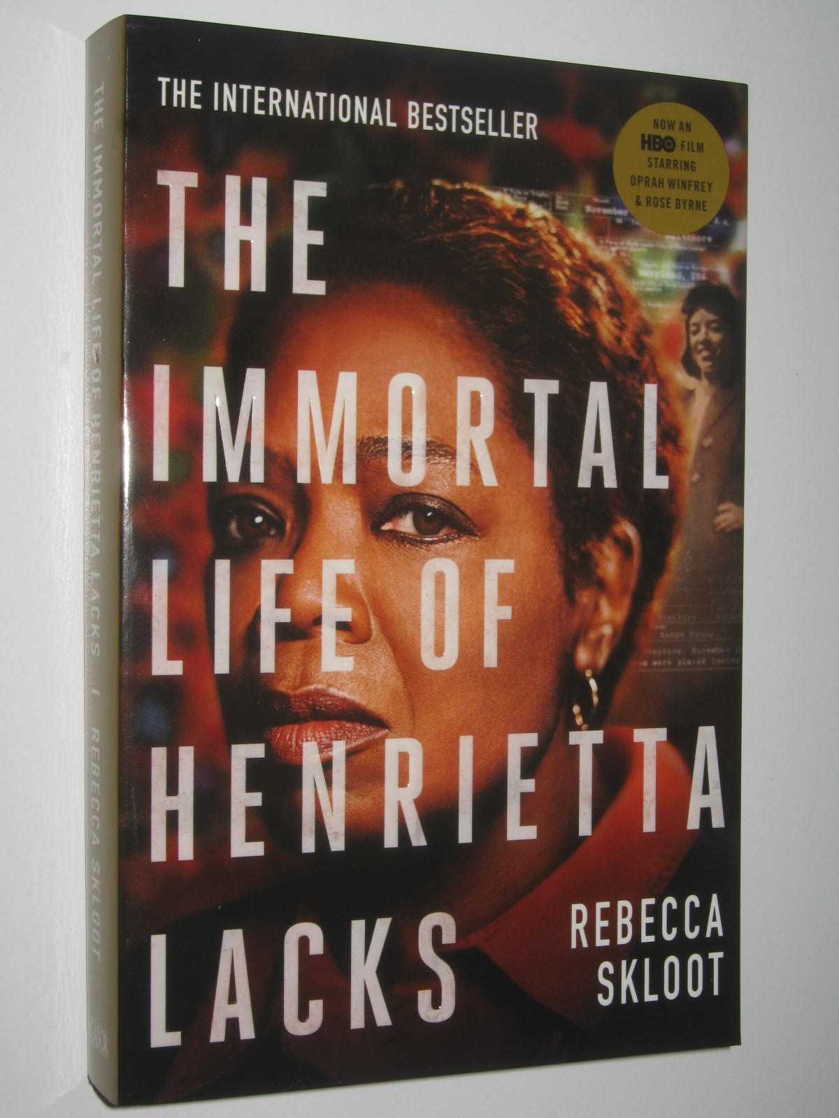 Image for The Immortal Life Of Henrietta Lacks