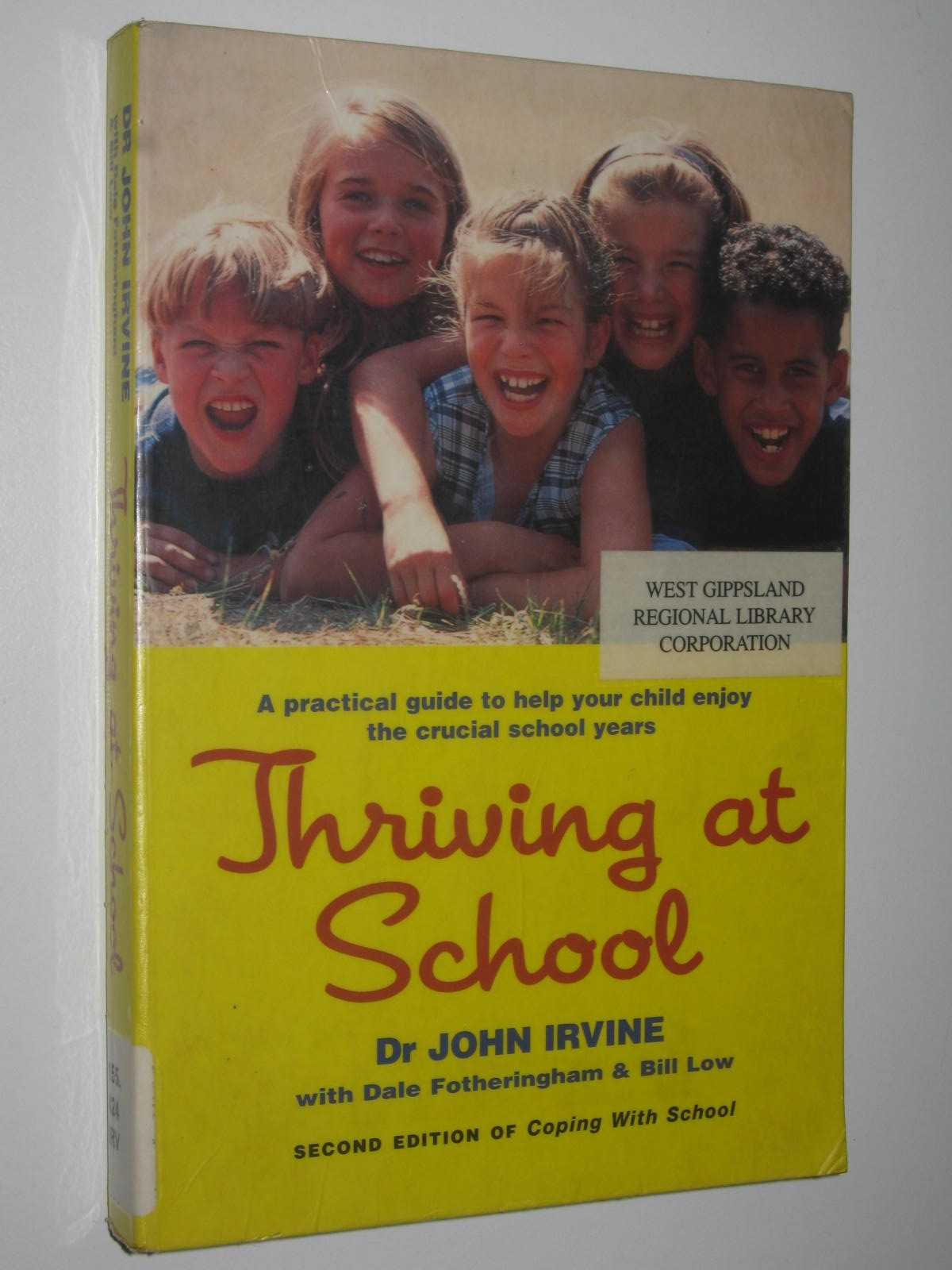 Image for Thriving At School
