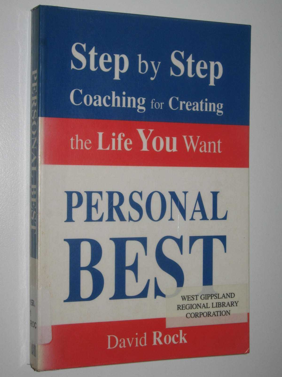 Image for Personal Best : Step by Step Coaching For Creating The Life You Want