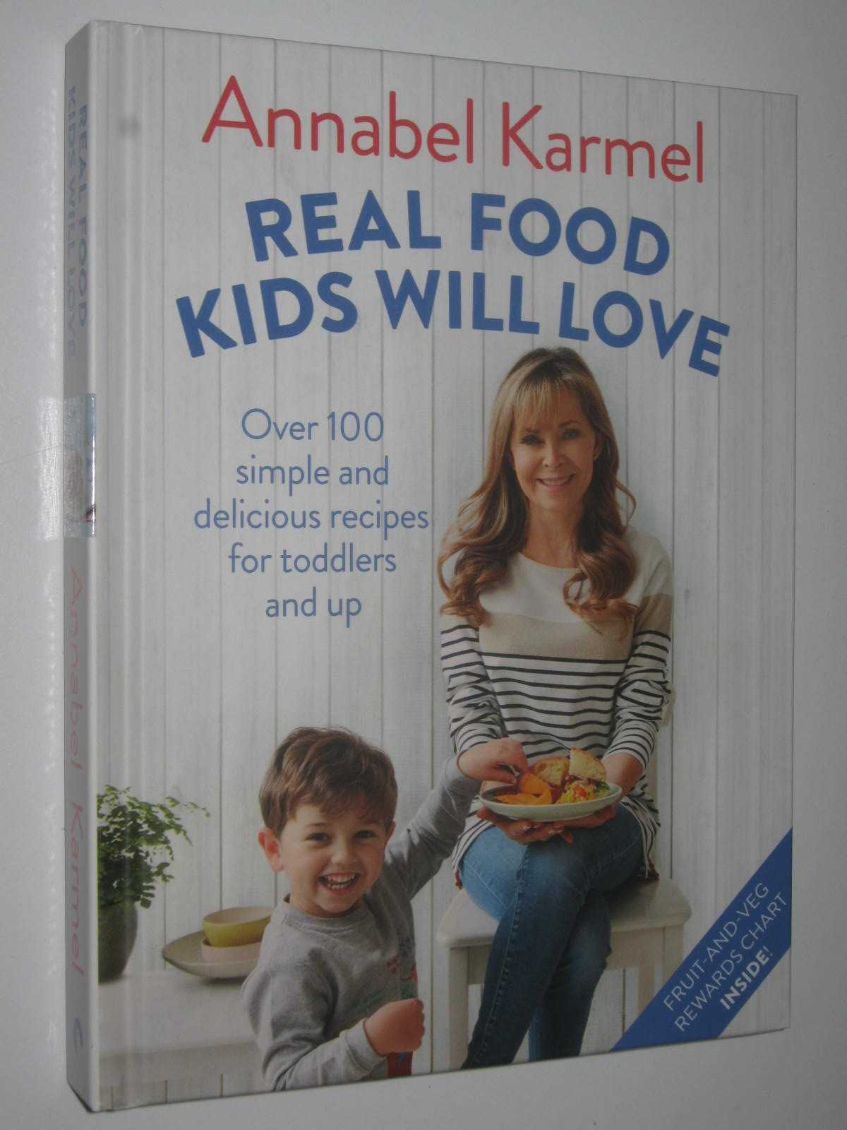 Image for Real Food Kids Will Love