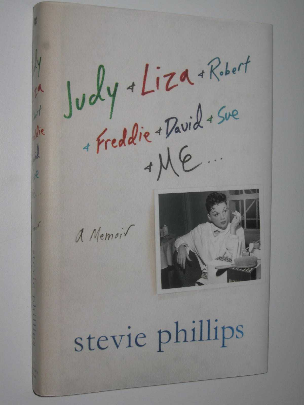 Image for Judy + Liza + Robert + Freddie + David + Sue + Me