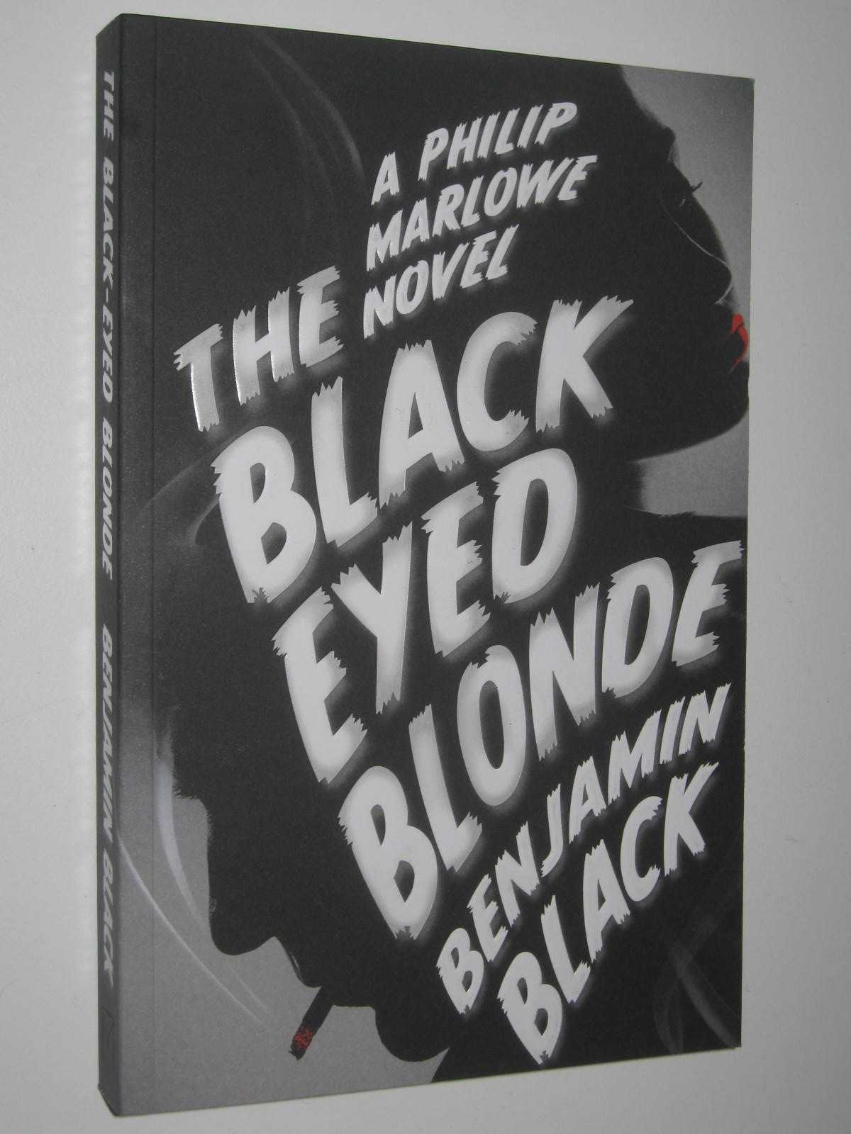 Image for The Black Eyed Blonde