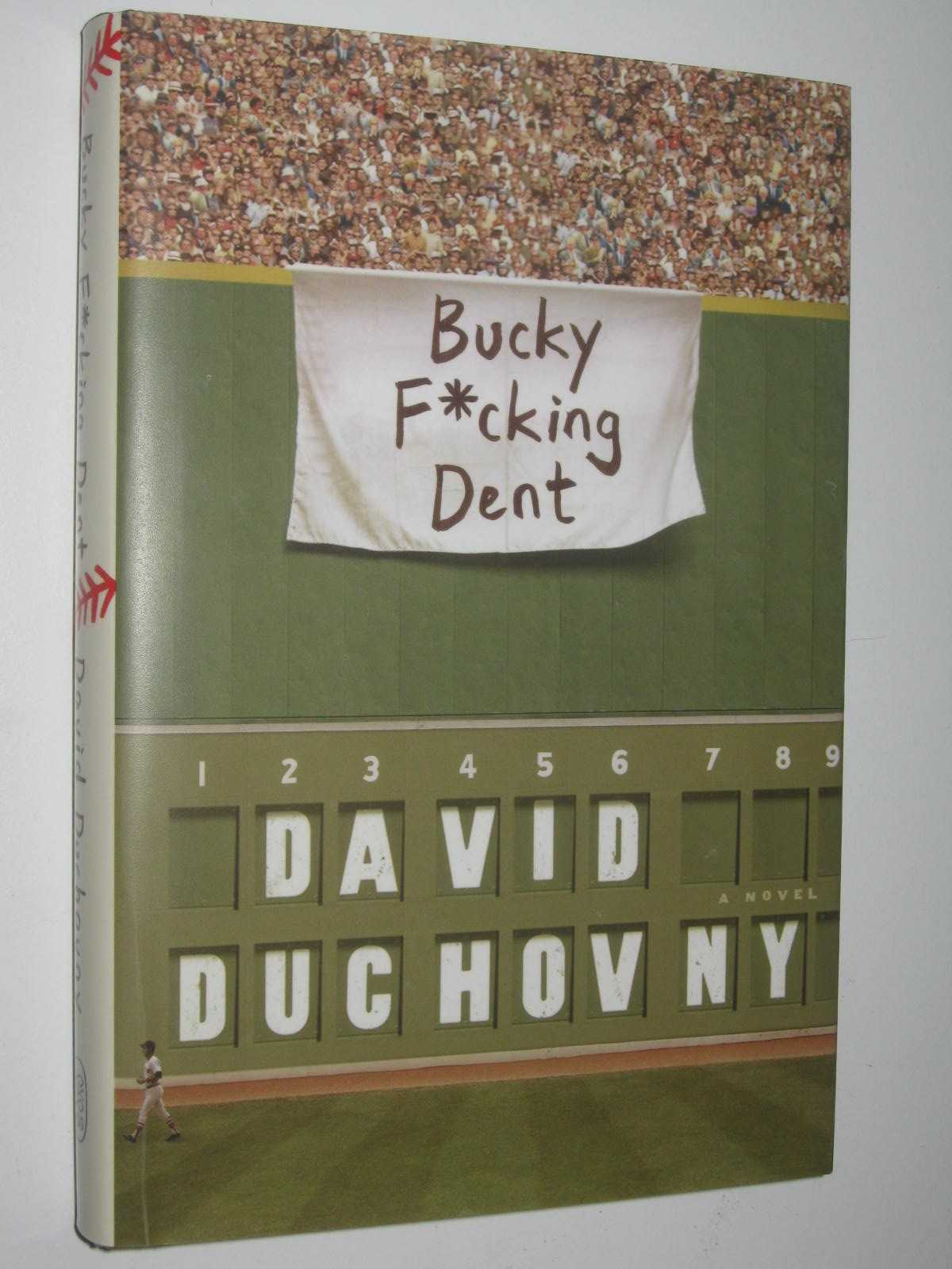 Image for Bucky F*cking Dent