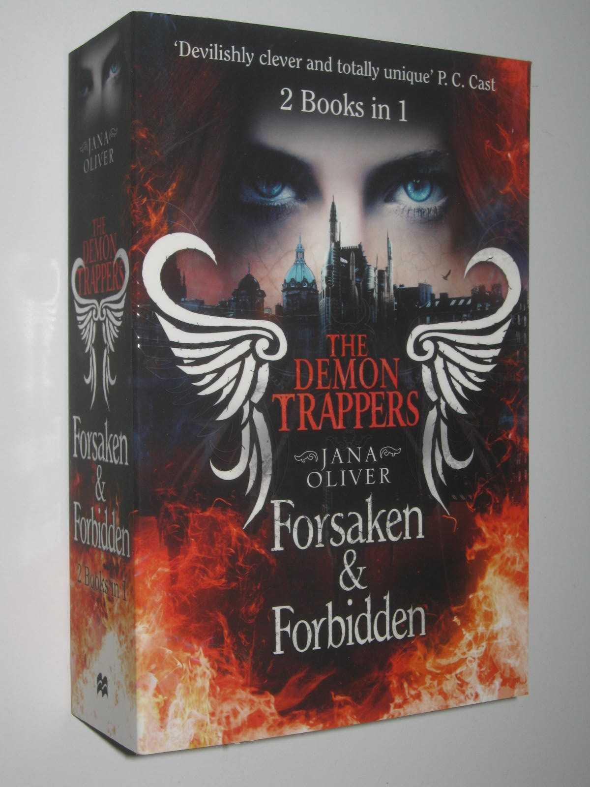 Image for The Demon Trappers : Forsaken & Forbidden