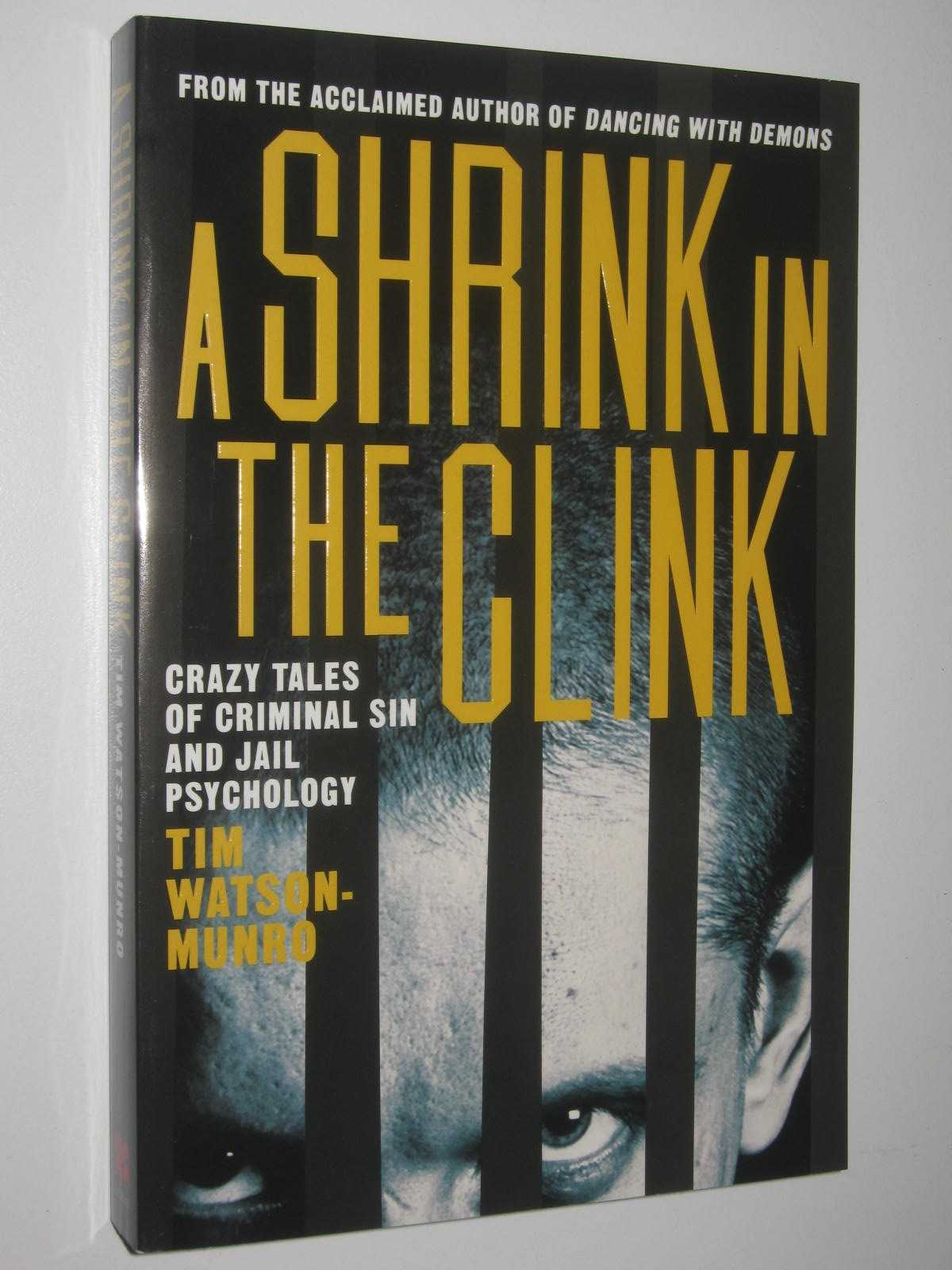 Image for A Shrink In The Clink