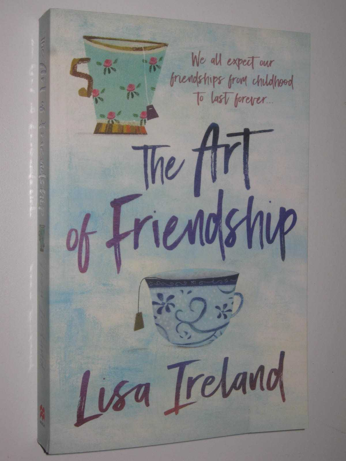Image for The Art Of Friendship