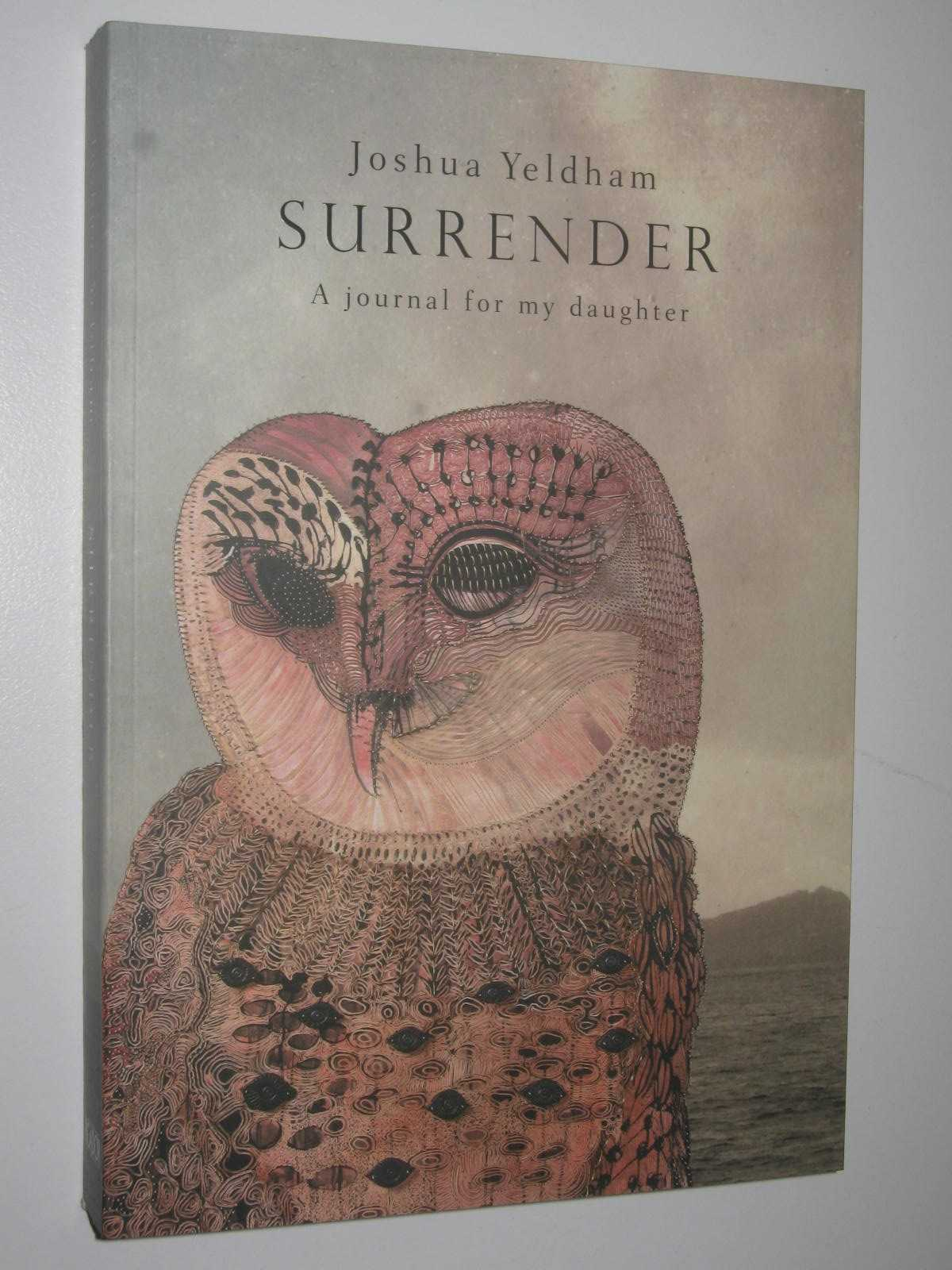 Image for Surrender : A Journal For My Daughter