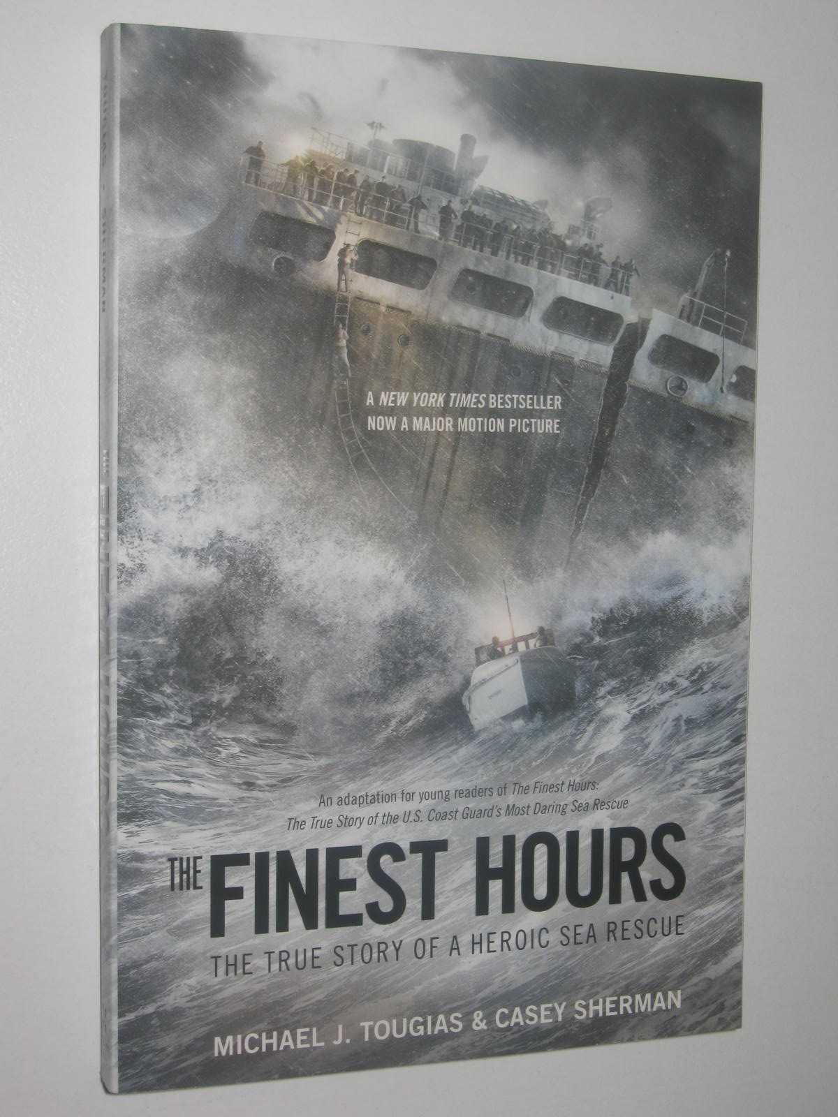 Image for The Finest Hours : True Story Of A Heroic Sea Rescue