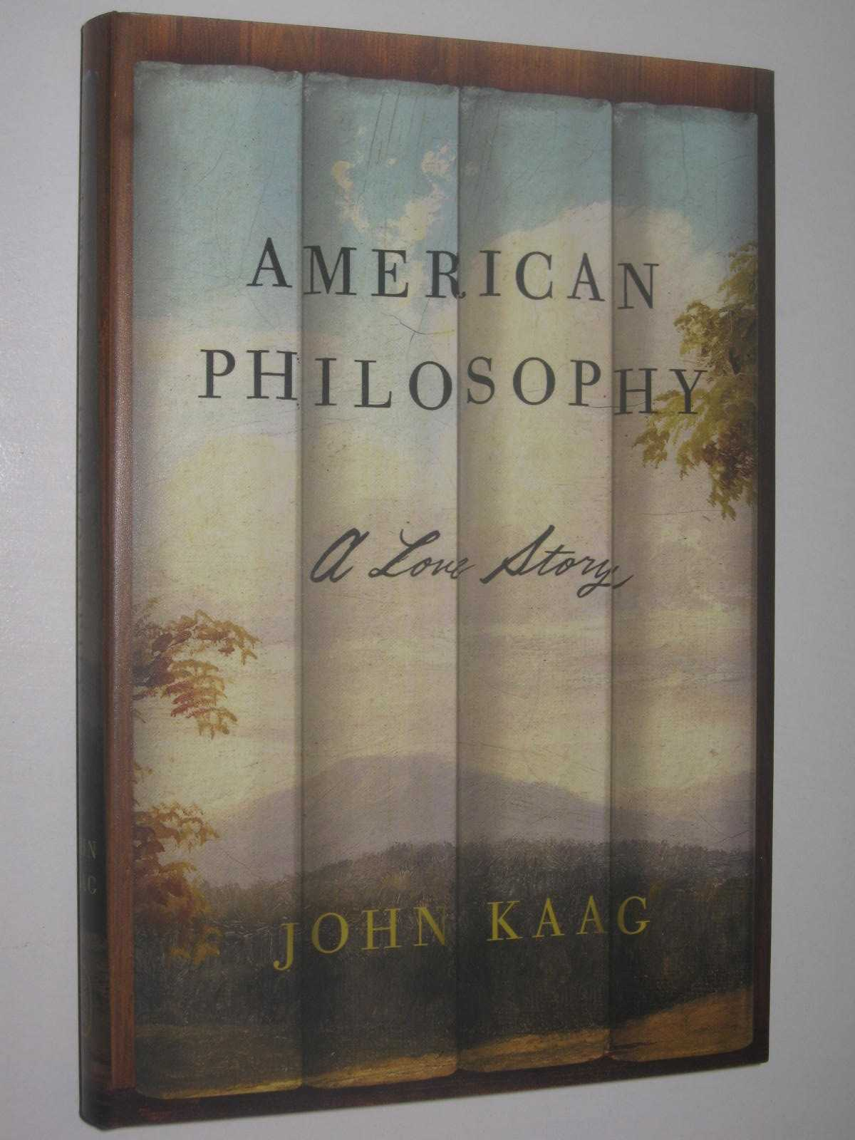 Image for American Philosophy : A Love Story