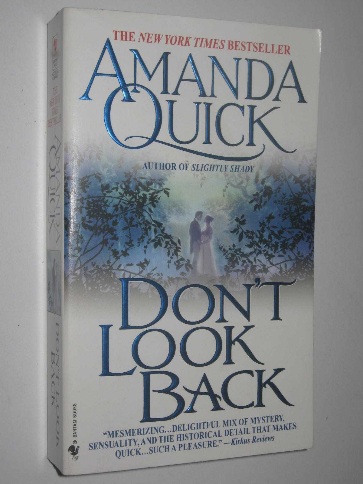 Image for Don't look Back