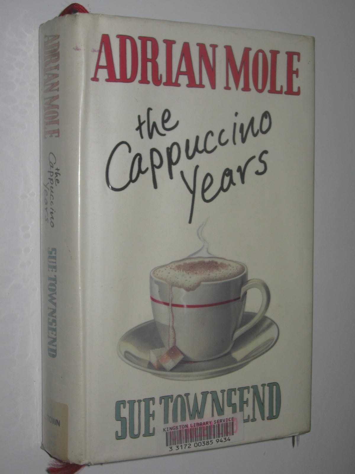 Image for The Cappuccino Years - Adrian Mole Series