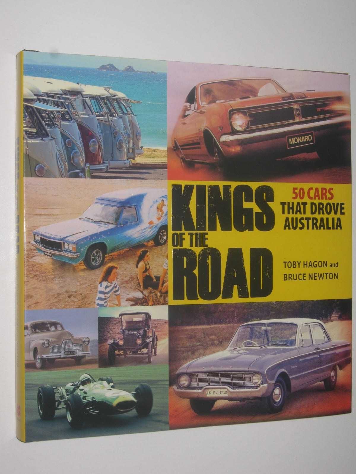 Image for Kings Of The Road : 50 Cars That Drove Australia