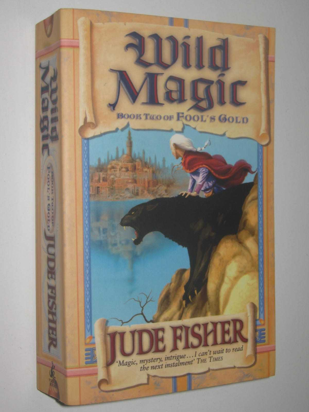 Image for Wild Magic - Fool's Gold Series #2