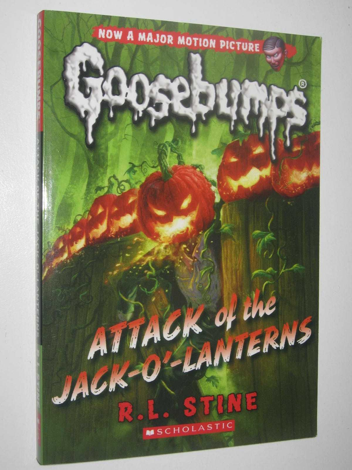 Image for Attack of the Jack-O'-Lanterns - Goosebumps Series