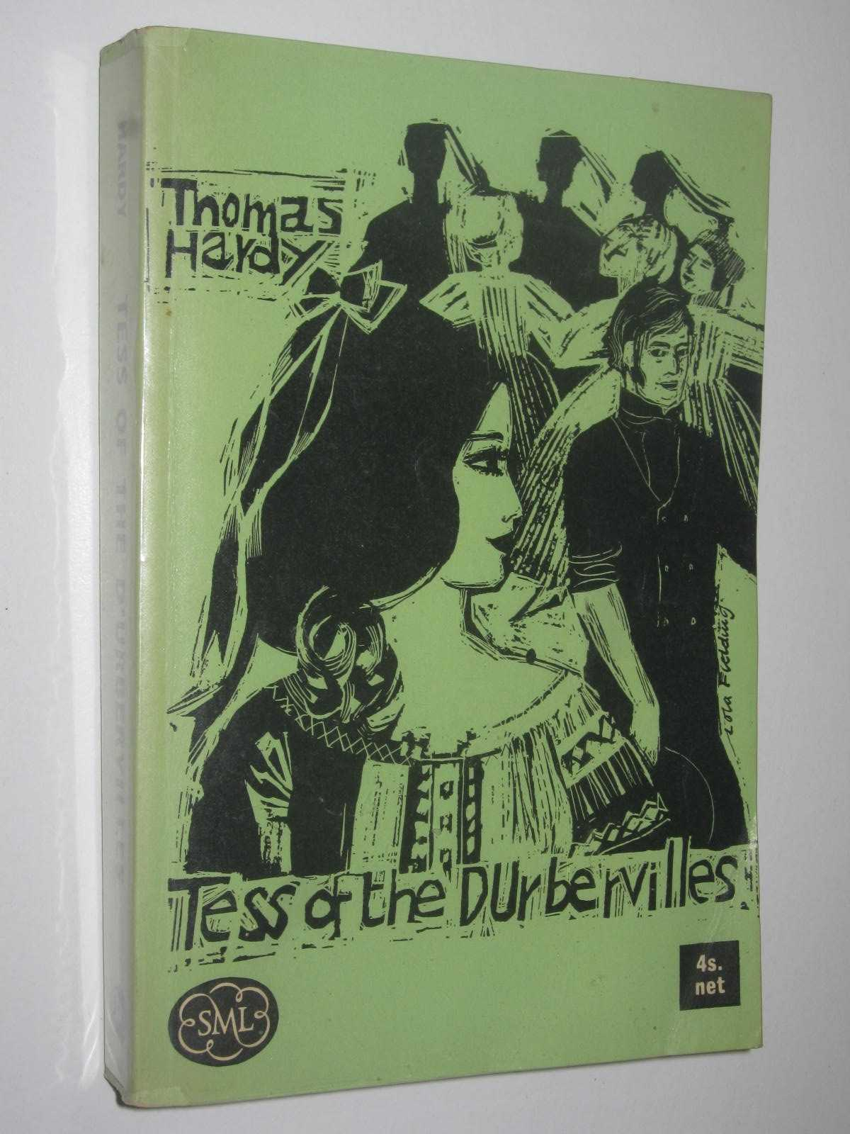 Image for Tess Of The Durbervilles