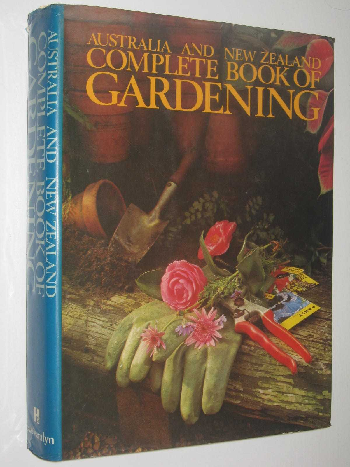 Image for Australia And New Zealand Complete Book Of Gardening
