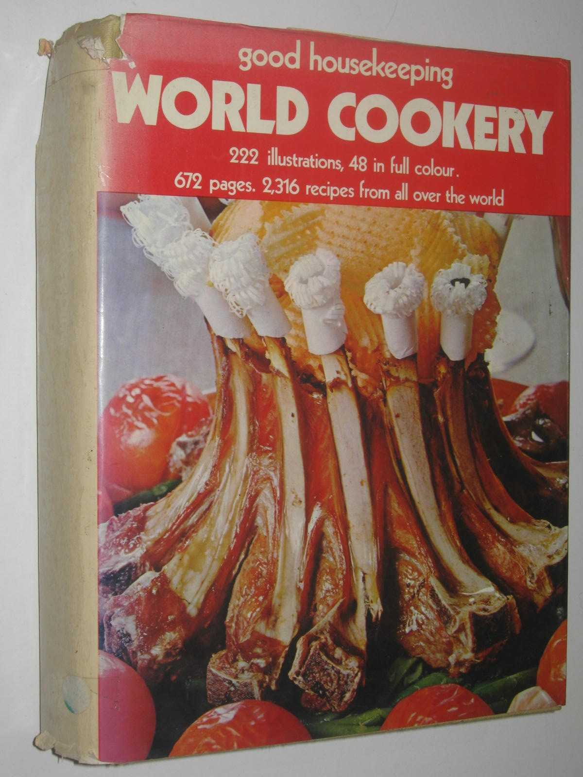 Image for Good Housekeeping World Cookery